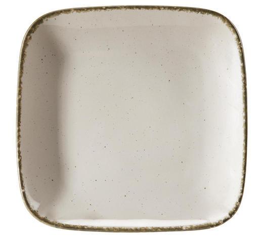 TELLER 14/14 cm  - Grau, Trend, Keramik (14/14cm) - Ritzenhoff Breker