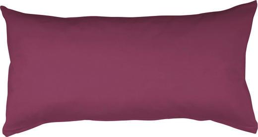 KOPFKISSENBEZUG Beere 40/80 cm - Beere, Basics, Textil (40/80cm) - Schlafgut