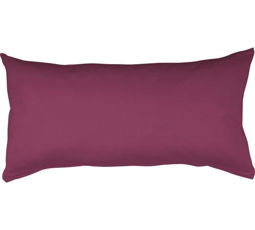 POLSTERBEZUG 40/80 cm - Beere, Basics, Textil (40/80cm) - Schlafgut