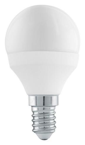 LED - vit, Basics, glas (8cm)