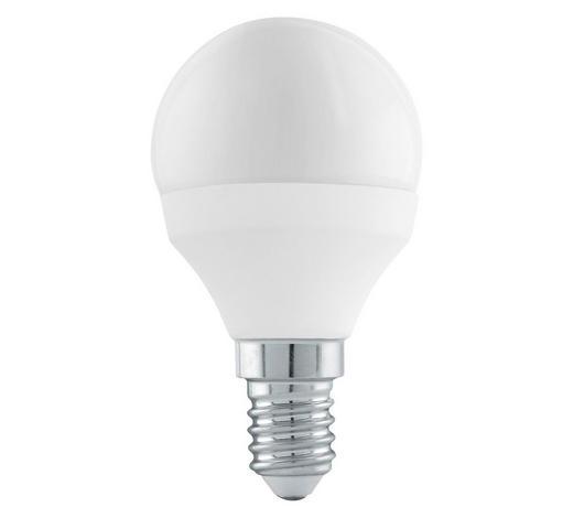 LED-LEUCHTMITTEL - Weiß, Basics, Glas (8cm)