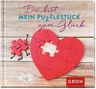 GESCHENKBUCH Du bist mein Puzzlestück zum G - MODERN (11,4/12,4/1cm) - GROH