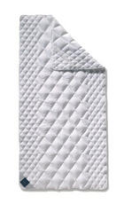 KOMFORNI NADMADRAC - bijela, Konvencionalno, daljnji prirodni materijali (90/200cm) - BILLERBECK