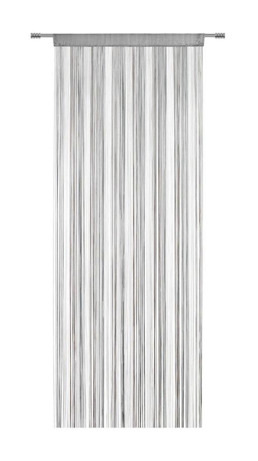 FADENSTORE  transparent  90/245 cm - Schlammfarben/Naturfarben, Basics, Textil (90/245cm) - Boxxx