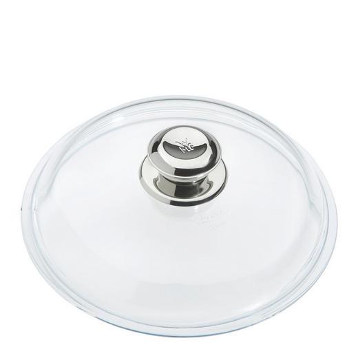 DECKEL  24 cm - Klar, Basics, Glas (24cm) - WMF