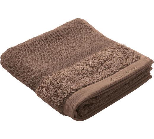 HANDTUCH 50/100 cm - Taupe, Natur, Textil (50/100cm) - Bio:Vio