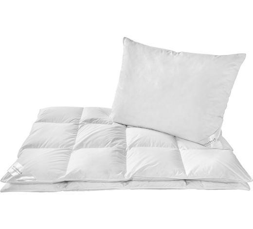 SADA LOŽNÍ - bílá, Basics, textil (135-140/200cm) - Billerbeck