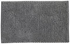 Handwebeteppich Glotilde - Grau, Basics, Textil (60/90cm) - James Wood
