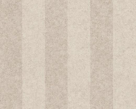 VLIESTAPETE 10,05 m - Greige/Beige, Basics, Textil (70/1005cm)