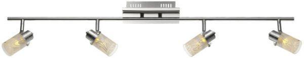 LED-STRAHLER - KONVENTIONELL, Glas/Metall (86cm)