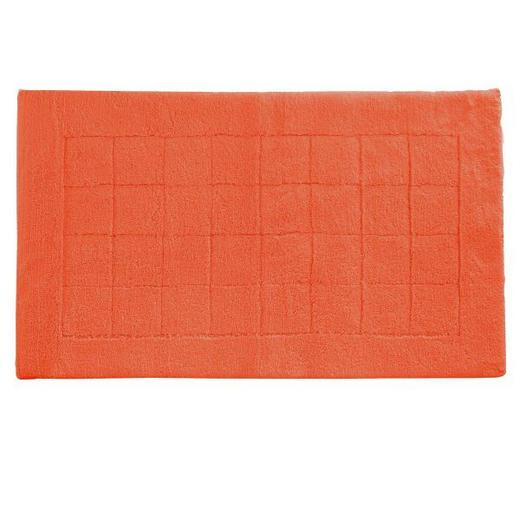 KOPALNIŠKA PREPROGA EXCLUSIVE - oranžna, Konvencionalno, umetna masa/tekstil (60/100cm) - VOSSEN