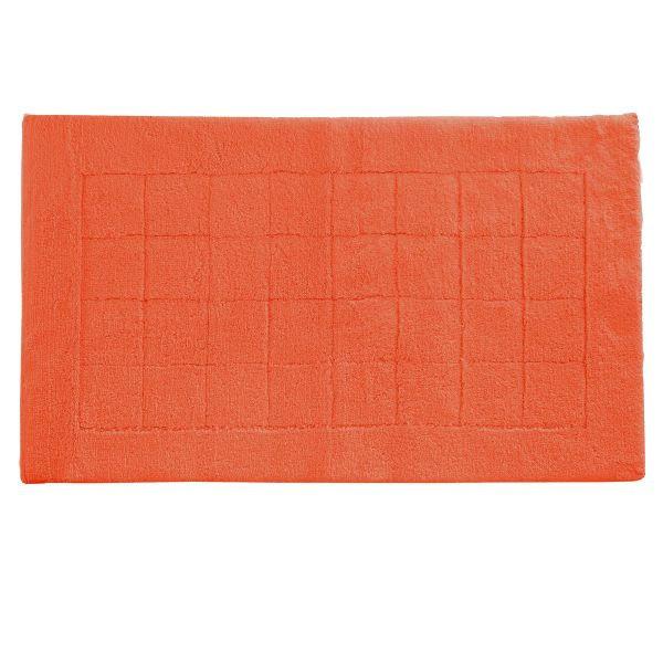 KOPALNIŠKA PREPROGA - oranžna, Konvencionalno, umetna masa/tekstil (60/100cm) - VOSSEN