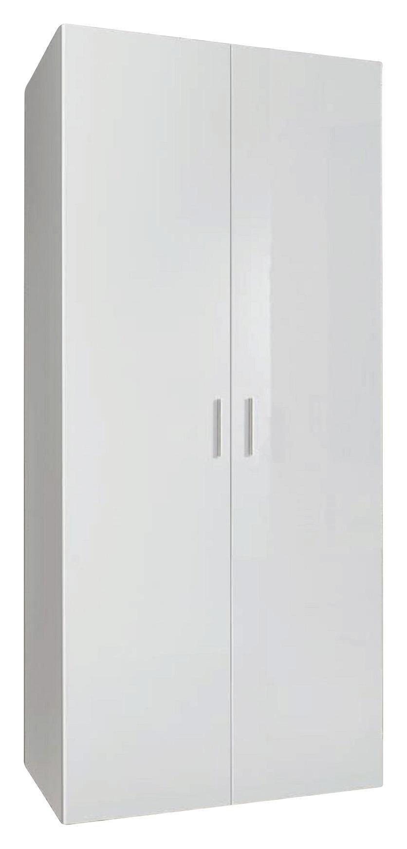 ba4b95a57cc3a2 Kleiderschrank in Weiß im Shop bestellen