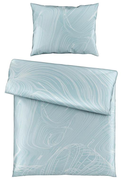 BETTWÄSCHE - Hellblau, Design, Textil (140/200cm) - Ambiente