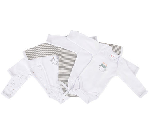BABYBODY-SET - Basics, Textil (86/92null) - My Baby Lou