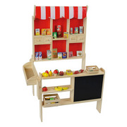KAUFLADEN - Multicolor, Basics, Holz (74/67/92cm)