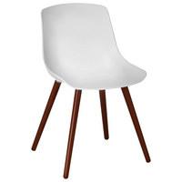 GARTENSTUHL Akazie Naturfarben, Weiß   Naturfarben/Weiß, Design, Holz/Kunststoff  ...