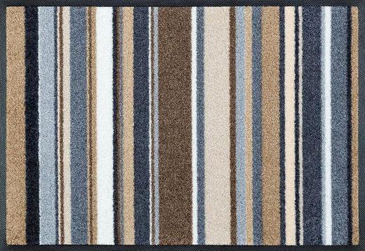 FUßMATTE 40/60 cm Streifen Multicolor - Multicolor, Basics, Kunststoff/Textil (40/60cm) - Esposa