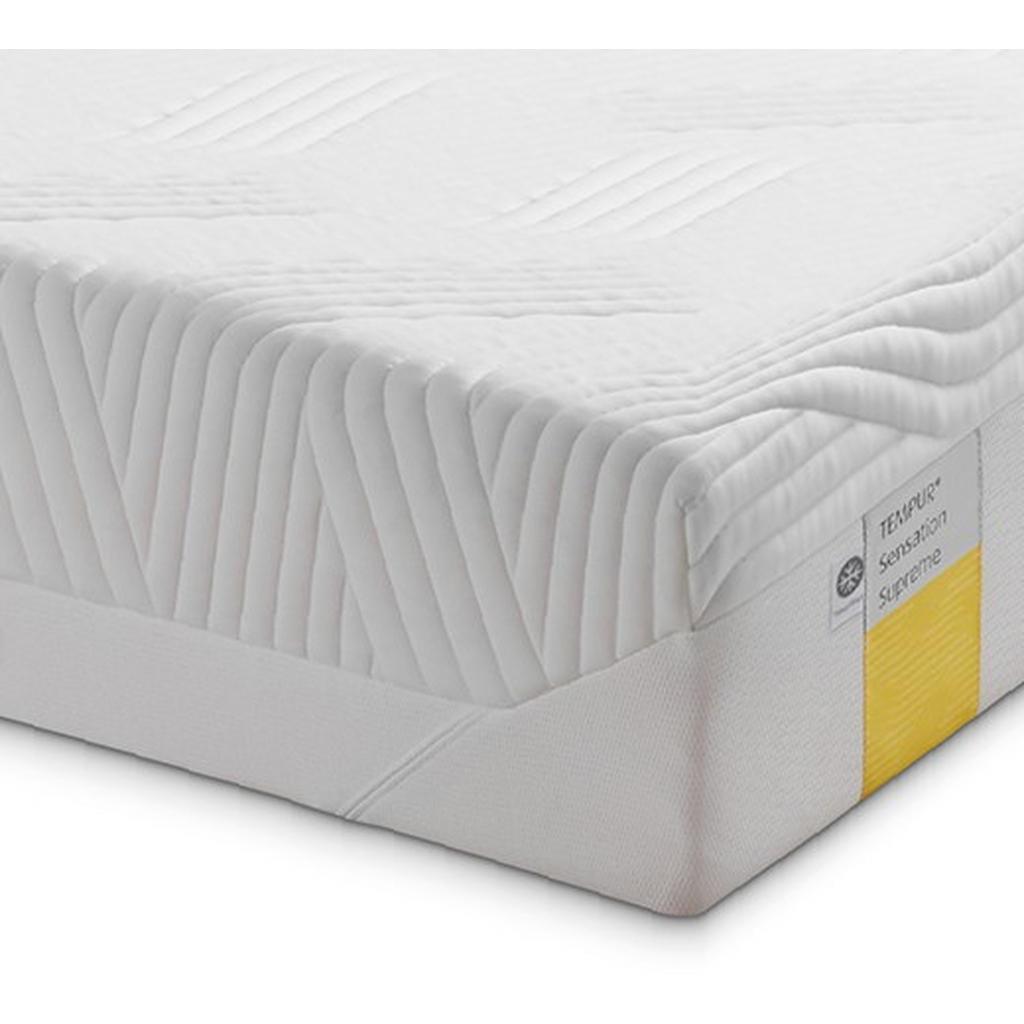 Matratze sensation supreme 140x200 cm , Sensation Supreme Cool Touch , Weiß , Textil , H2=mittel bis ca.80kg , 140 cm , Webstoff , bessere