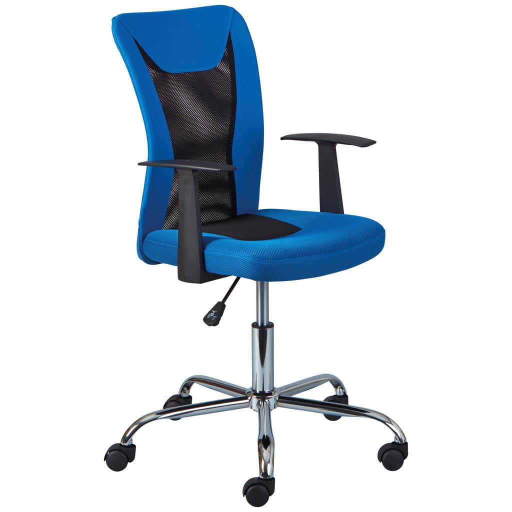 MID.YOU Schreibtischstuhl blau