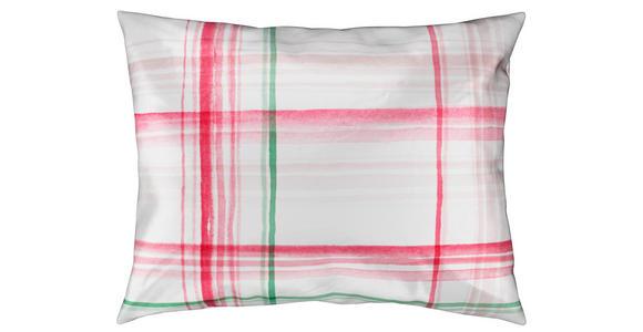 BETTWÄSCHE 140/200 cm  - Rot/Weiß, KONVENTIONELL, Textil (140/200cm) - Esposa