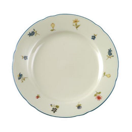 Porzellan  DESSERTTELLER  rund - Creme, Basics, Keramik (20cm) - Seltmann Weiden