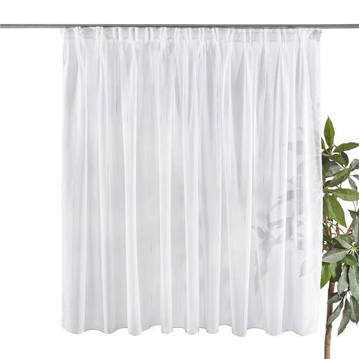 FERTIGSTORE 145 x 300  transparent  300/145 cm - Naturfarben/Weiß, Basics, Textil (300/145cm) - ESPOSA