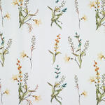 VORHANGSTOFF per lfm blickdicht - Gelb/Grün, KONVENTIONELL, Textil (150cm) - Esposa