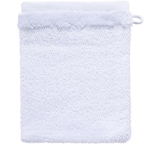WASCHHANDSCHUH - Weiß, Natur, Textil (16/21cm) - Bio:Vio