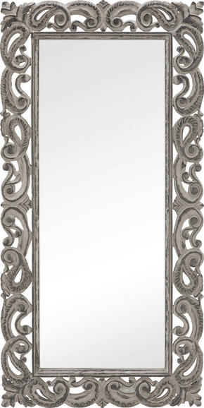 SPEGEL - grå, Trend, trä/glas (90/180/3,5cm) - Ambia Home