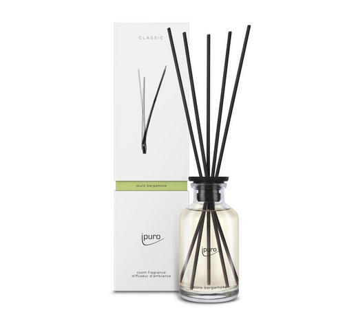 DIFFUSER BERGAMOTE   - Basics (240ml) - Ipuro
