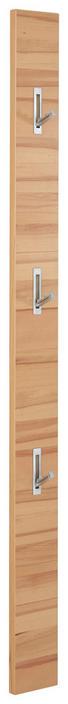 GARDEROBENPANEEL 14/170/3 cm - Buchefarben, KONVENTIONELL, Holz (14/170/3cm) - Novel