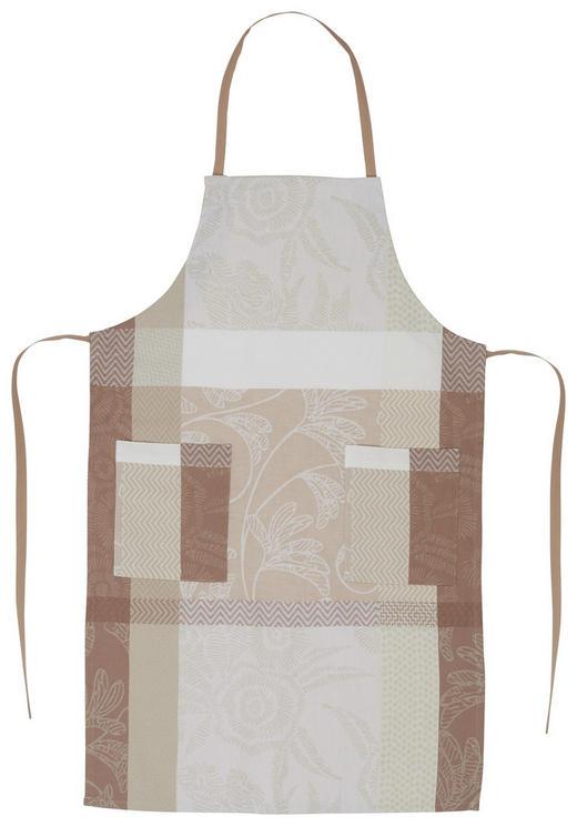 SCHÜRZE Taupe - Taupe, Basics, Textil (60/90cm) - Esposa