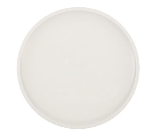 SPEISETELLER 28 cm - Weiß, KONVENTIONELL, Keramik (28cm) - Villeroy & Boch