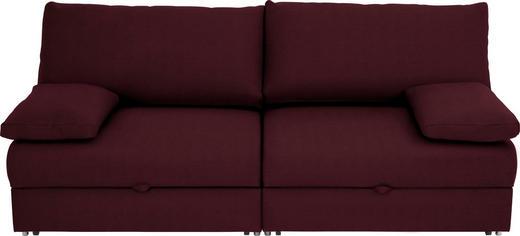 Brombeer Farbe schlafsofa in brombeere textil kaufen xxxlutz