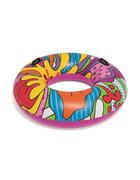 SCHWIMMRING Multicolor - Multicolor, Trend, Kunststoff (119cm) - Bestway