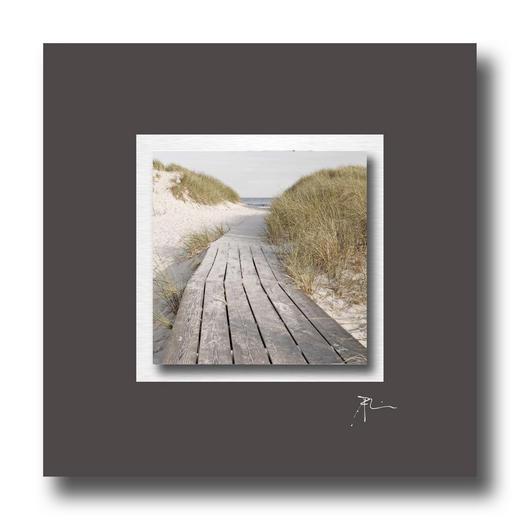 Stege ACRYLGLASBILD - Multicolor, Design, Kunststoff/Metall (50/50cm) - Wiedemann