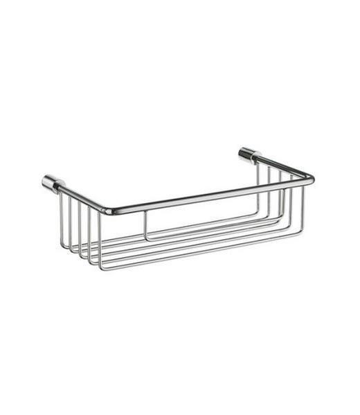 SEIFENKORB Metall - Chromfarben, Basics, Metall (21,5/6/11,7cm)