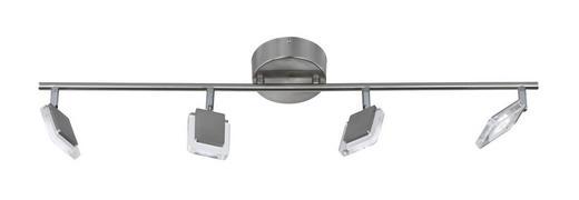 LED-STRAHLER - Design, Metall (80/19cm)