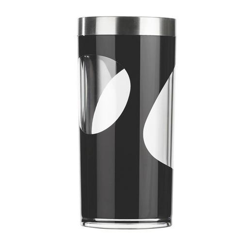 WEINKÜHLER - Klar/Schwarz, Basics, Kunststoff (11,5/24cm) - Homeware