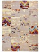 VINTAGE-TEPPICH - Multicolor/Grau, LIFESTYLE, Textil (65/140cm) - Novel