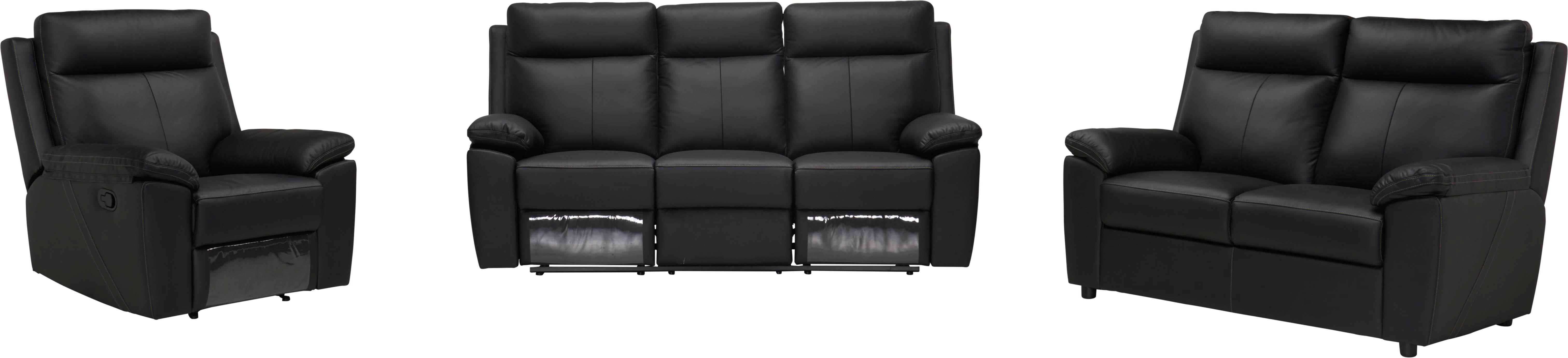 Genial Sofa Garnitur 3 Teilig Leder Sammlung Von