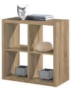 PREGRADA hrast Sonoma   - hrast Sonoma, Design, drvni materijal (77/77/38cm)
