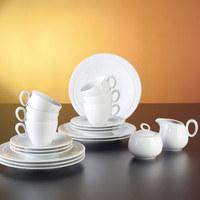 ŠÁLEK NA KÁVU - bílá, Konvenční, keramika (0,23l) - Seltmann Weiden