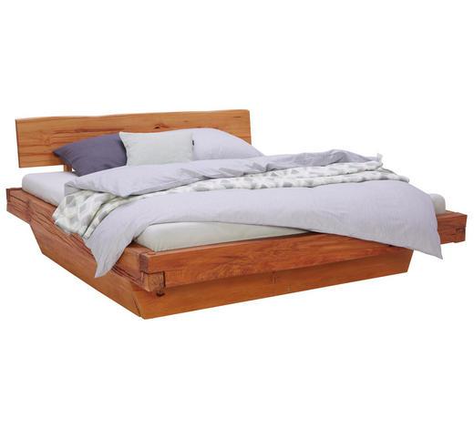 POSTEL Z TRÁMŮ, 180/200 cm, dřevo, barvy buku - barvy buku, Lifestyle, dřevo (180/200cm) - Linea Natura