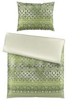 POSTELJNINA MASCHA - zelena, Design, tekstil (140/200cm) - Novel