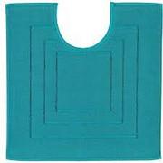 WC PREPROGA FEELING - turkizna, Konvencionalno, tekstil (59/59cm) - Vossen