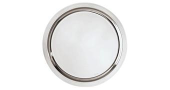 OKRASNI PLADENJ ELITE - nerjaveče jeklo, Konvencionalno, kovina (40cm) - Sambonet