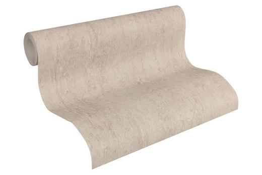 VLIESTAPETE 10,05 m - Beige/Braun, Basics, Textil (53/1005cm)
