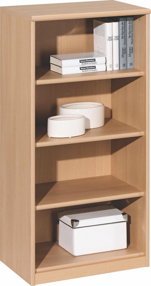 REGAL Buchefarben - Buchefarben, Design, Holzwerkstoff (55/110/36cm) - CS SCHMAL